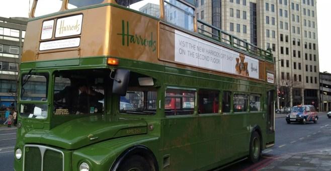 Harrods Vintage Tour a Londra, farlo e perché