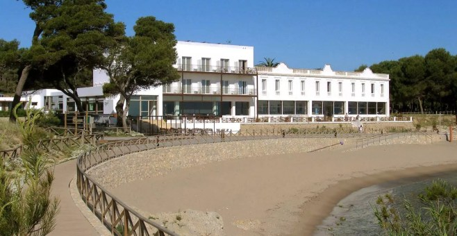 Dove dormire in Costa Brava: L'Hostal Empuries