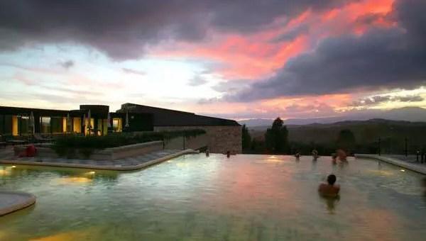 Relax e bellezza a Rapolano Terme
