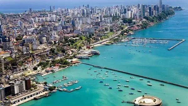 Capodanno in Brasile a Salvador de Bahia