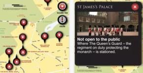 App per il Cambio della Guardia a Londra, date e orari