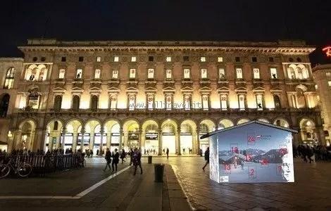 Calendario dell'Avvento musicale a Milano per Natale