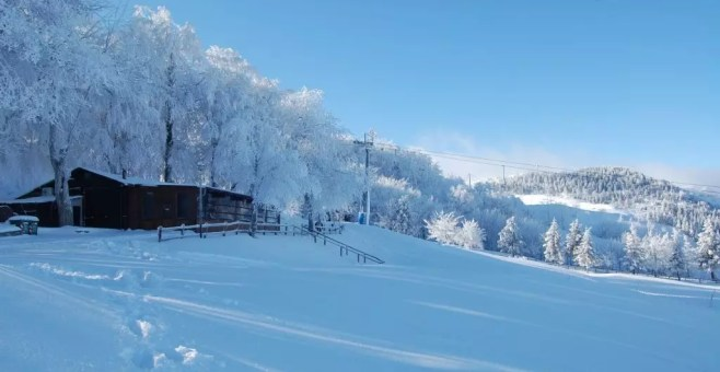 Eremo Monte Carpegna. Sciare low cost a pochi chilometri da Rimini