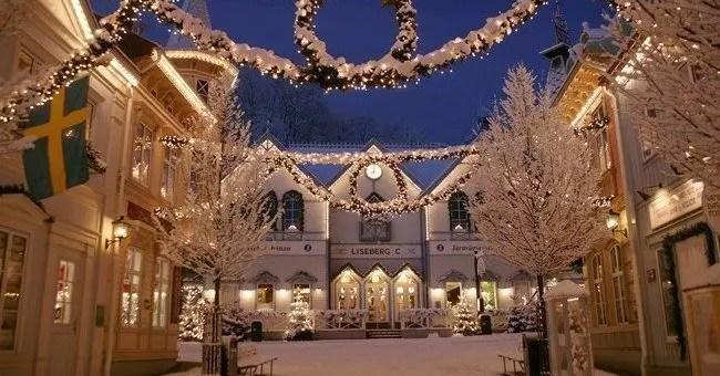 Mercatini di Natale a Goteborg, la magia in Svezia