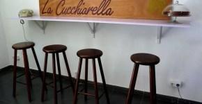 Mangiare a Barcellona un menù italiano a 8.90€ a la Cucchiarella