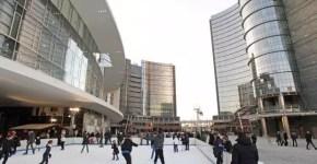 Pattinare sul ghiaccio a Milano low cost