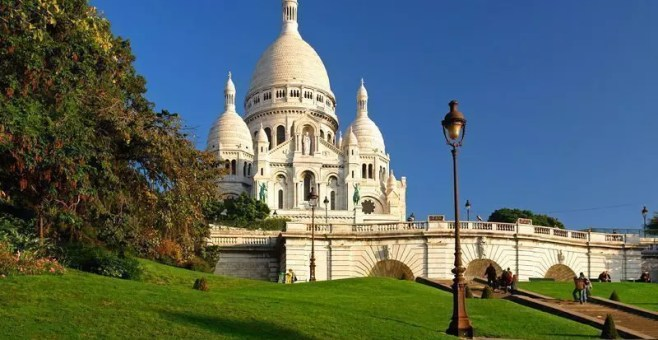 Basilica del Sacro Cuore a Montmartre, informazioni