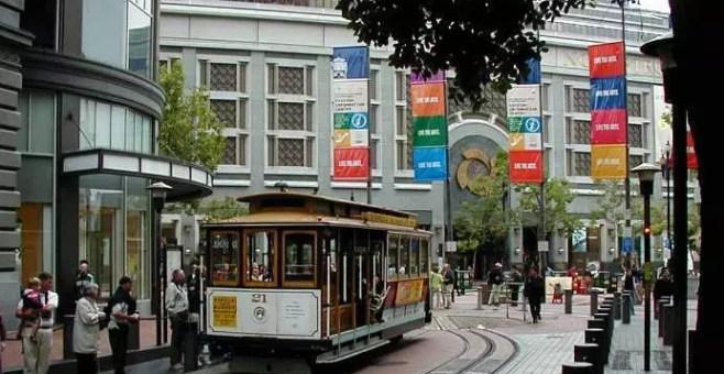 Come muoversi a San Francisco, tutti i mezzi