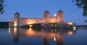 Il castello di Olavinlinna e il Savonlinna Opera Festival, in Finlandia