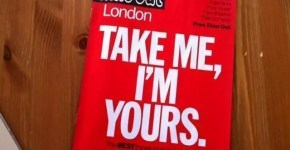 Londra e il Time Out, rivista storica