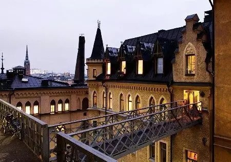 Stoccolma, il tour della Millennium Trilogy