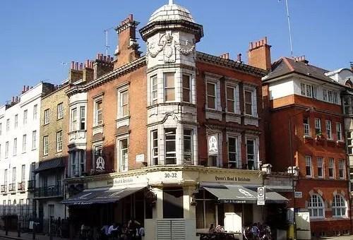 Gastropub a Londra Queen's head and artichoke, dove non andare
