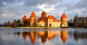 Trakai Castle un emozionante escursione in Lituania