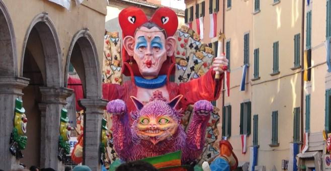 Carnevale a Foiano della Chiana ad Arezzo, 474esima edizione
