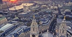 Voli Genova Londra più serrati, per turismo e affari