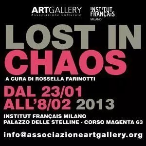Lost in chaos in mostra a Milano