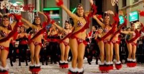 Sitges: il Carnevale più famoso della Catalogna