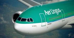 Aer Lingus: 50% di sconto per volare in Irlanda