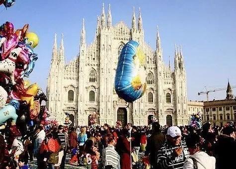 Milano: carnevale ambrosiano a prova di bambino