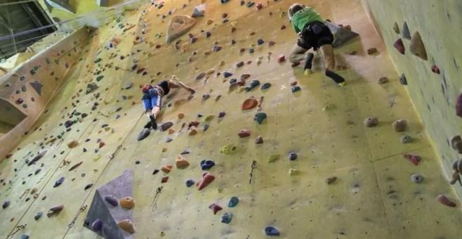 Sydney Indoor Climbing Gym, arrampicata a Sydney