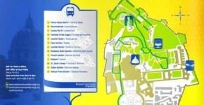 Roma: sul bus turistico alla scoperta dei Giardini Vaticani