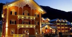 Cavallino Bianco ad Ortisei tra i TopHotel 2013 di HolidayCheck