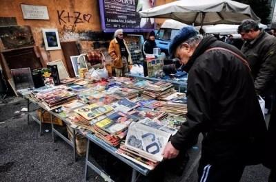Andar per mercatini in italia un giro in quelli storici - Porta portese milano ...