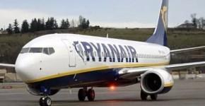Ryanair aumenta il costo di 2.50€ dal 1 marzo 2013