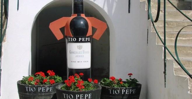 Jerez de la Frontera e lo sherry di Tio Pepe