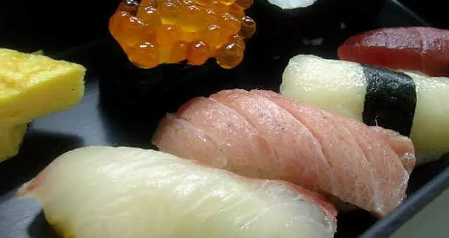 Mangiare giapponese al Sushi Wasa, a Rimini