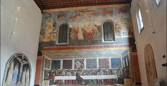 Sant'Apollonia, proposte low cost per arte e cibo a Firenze