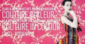Couture in Colour, fino ad agosto a Zurigo