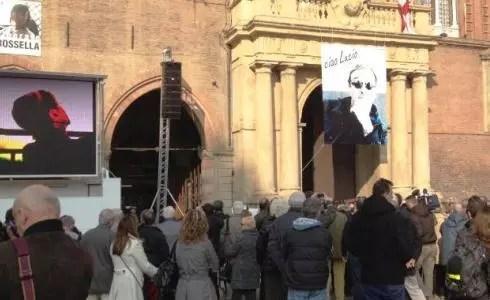 A Bologna il concerto in memoria di Lucio Dalla il 4 marzo