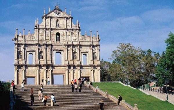 Nella Macao dei portoghesi