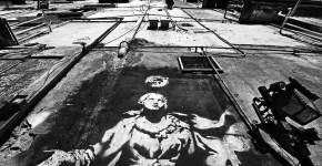 Banksy a Napoli: qui le sue due opere