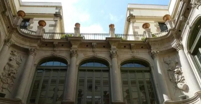 Visite gratuite a Barcellona: La Virreina