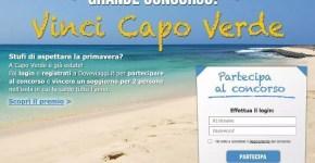 Stufi di aspettare la primavera? Vinci Capo Verde