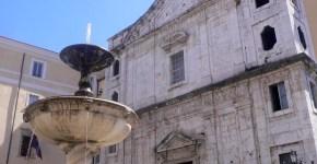 Alatri: l'acropoli, le mura ciclopiche a Frosinone