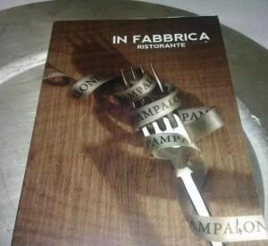 In Fabbrica, a Firenze si mangia in una fabbrica