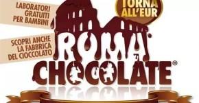 Rome Chocolate ad aprile ingresso gratuito