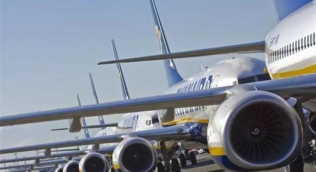 Ryanair arriva a Catania e i biglietti vengono 12€