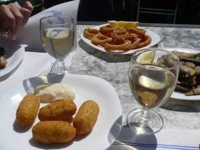 valencia pesce pranzo