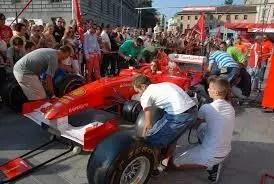 Evento Ferrari, lo show car di F1 a Napoli, 1 e 2 giugno