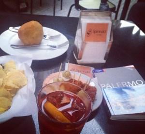Antico Caffè Spinnato, aperitivo a Palermo