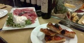 Aperitivo all'Osteria del Bugiardo a Verona