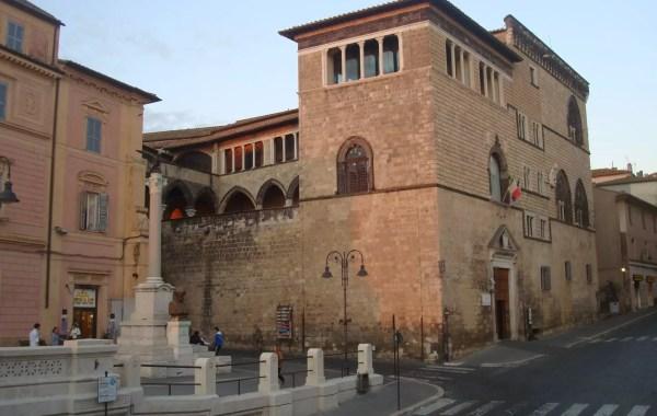 Palazzo Vitelleschi ed il Museo di Tarquinia