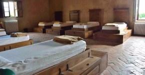 Sulle colline di Bagno a Ripoli l'Antico Spedale del Bigallo è un ostello
