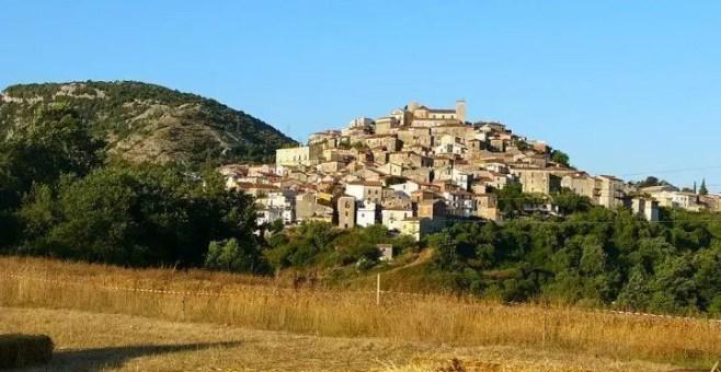 Caselle in Pittari e Morigerati, il Cilento