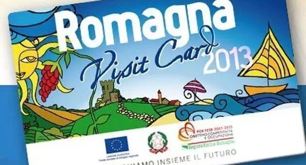 Romagna Visit Card in vacanza in Romagna con gli sconti