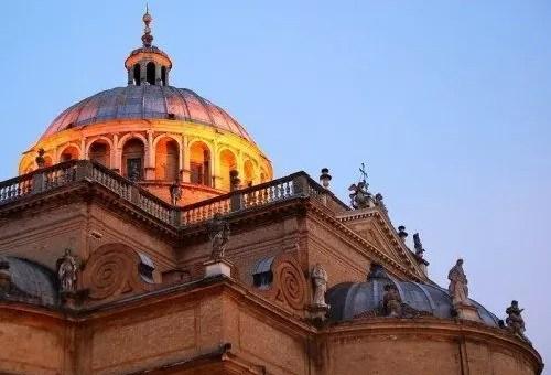 Basilica di Santa Maria della Steccata a Parma